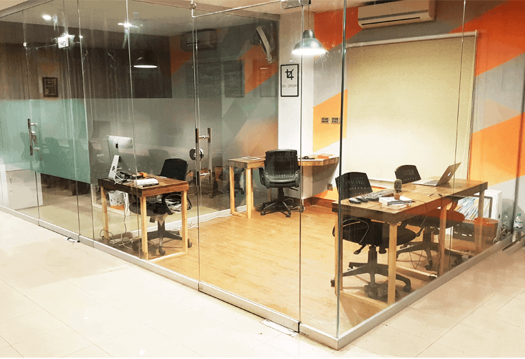 shared office space in Johar Town
