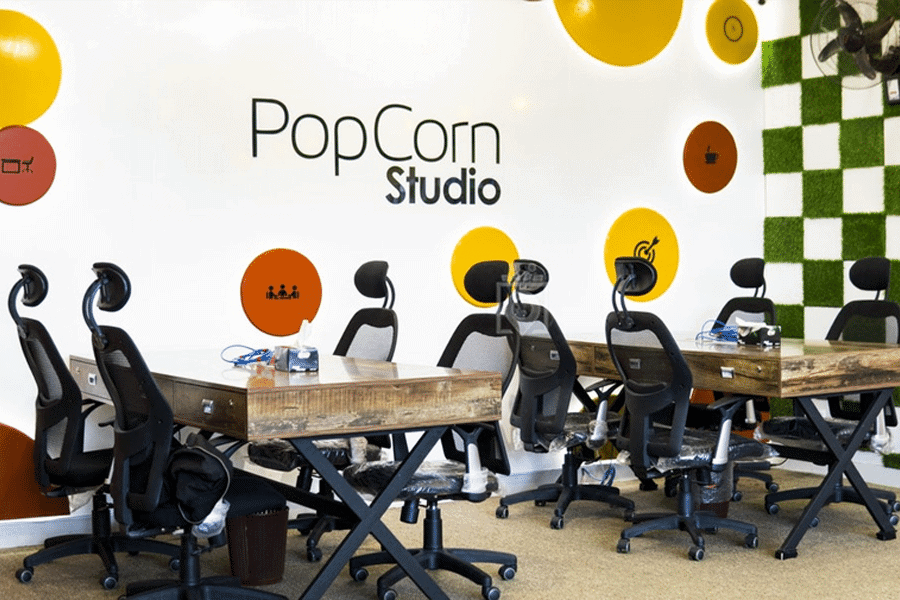 popcon studio coworking