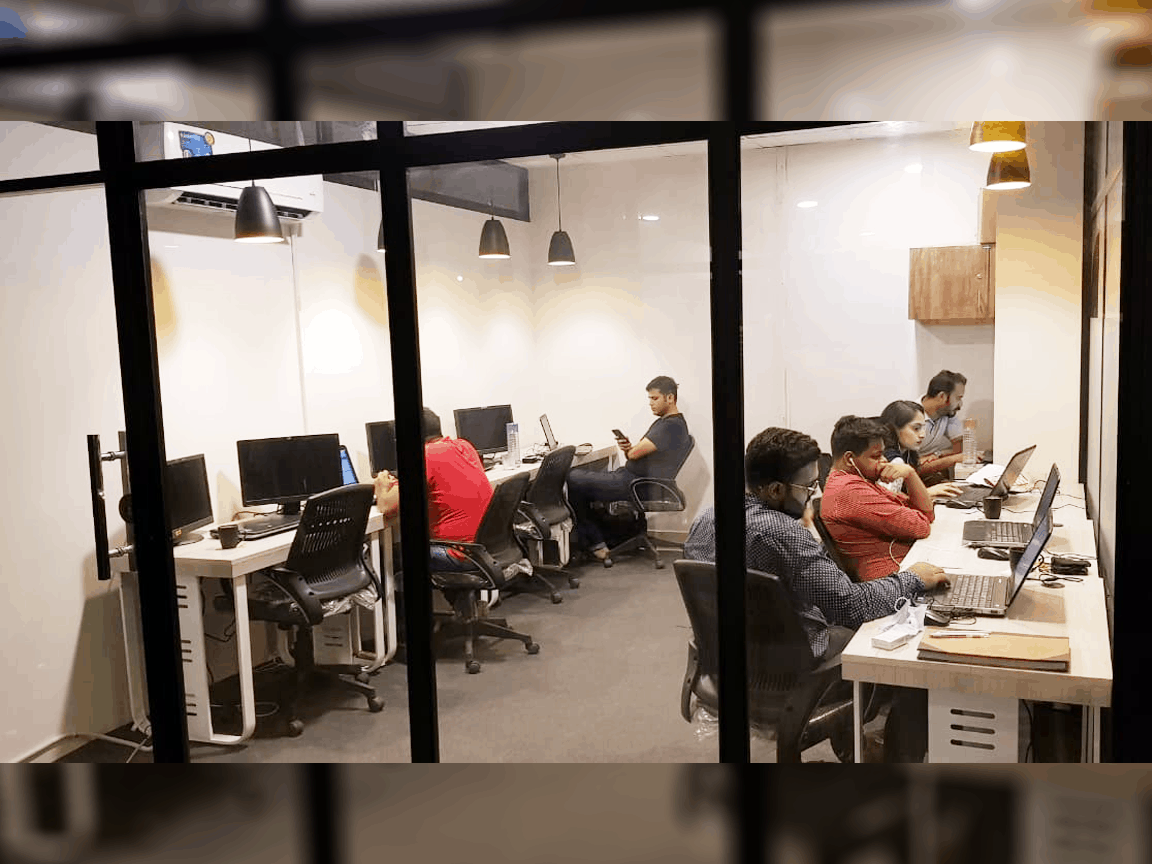 Private office coworking space Lahore
